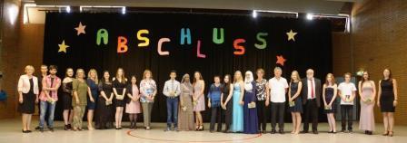 Diese Schülerinnen und Schüler wurden für besondere Leistungen ausgezeichnet
